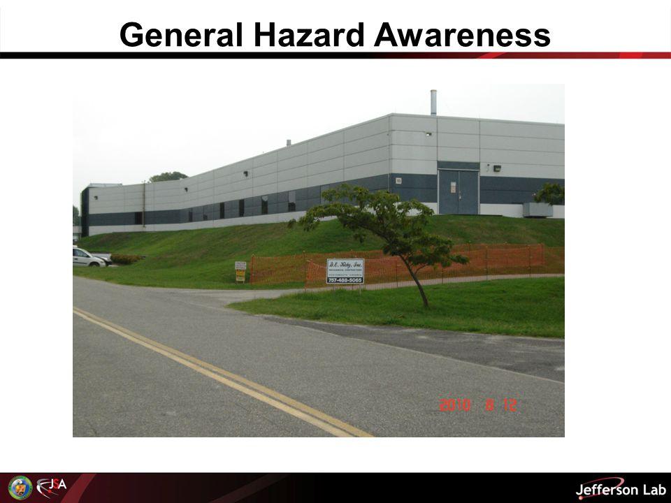 General Hazard Awareness