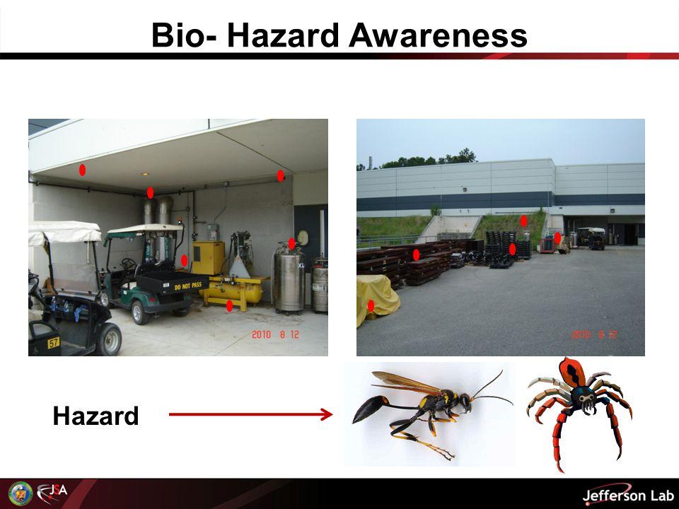 Bio- Hazard Awareness Hazard