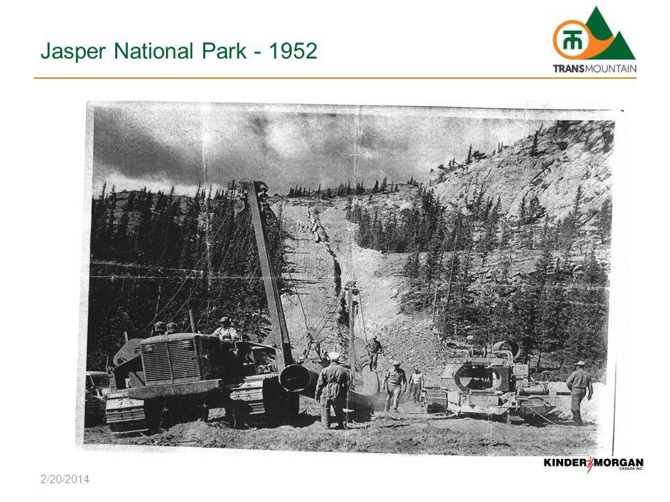 Jasper National Park - 1952 2/20/2014