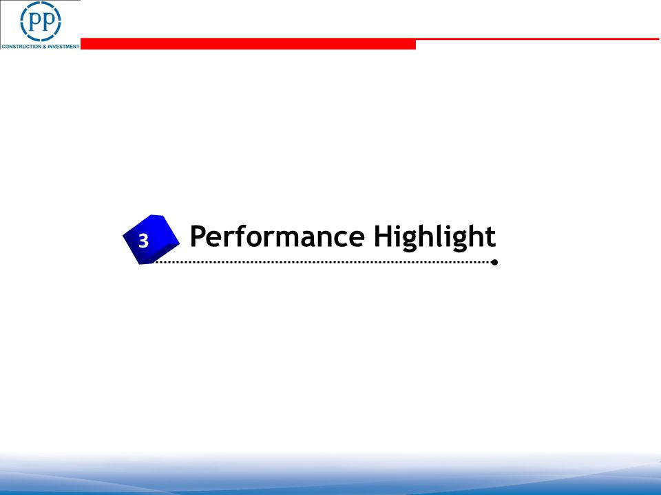 3 Performance Highlight