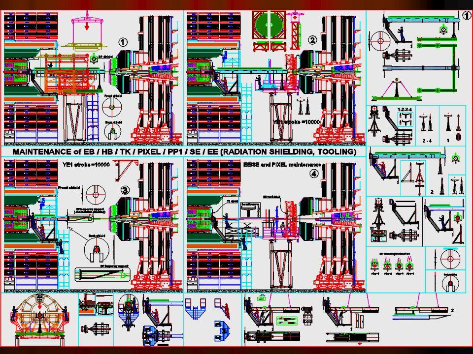 4 EB MAINTENANCE (super module reinstallation)