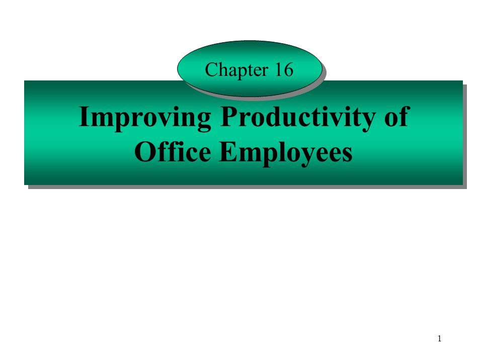 2 Productivity Is the result obtained from dividing output by input.
