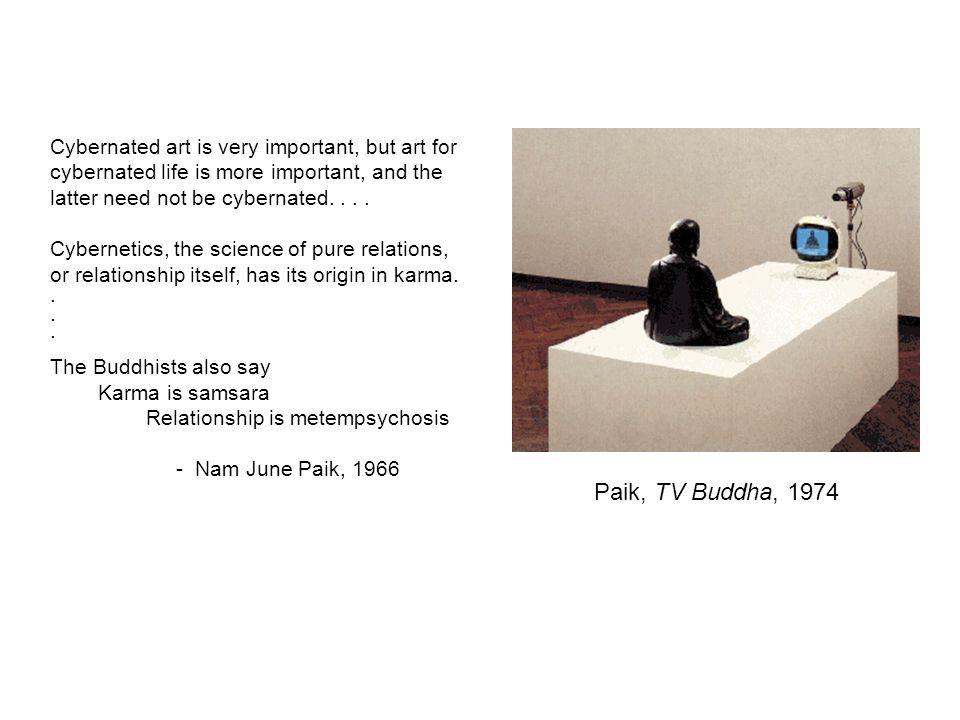 Dan Graham Present Continuous Past(s), 1974