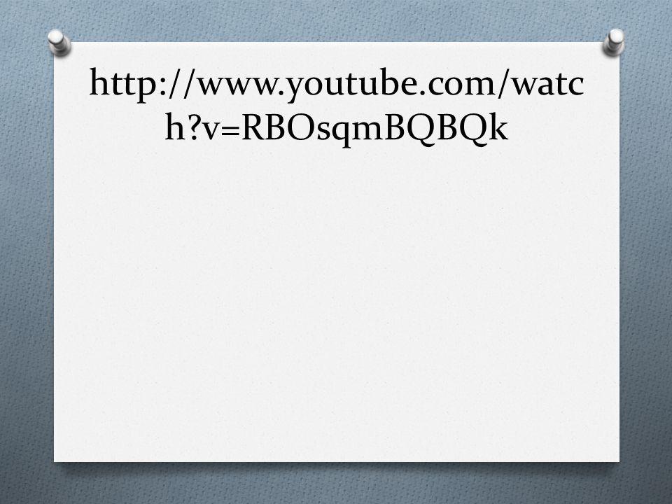 http://www.youtube.com/watc h?v=RBOsqmBQBQk