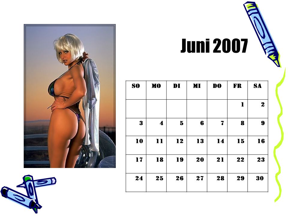 Juni 2007 SoMoDiMiDoFrSa 12 3456789 10111213141516 17181920212223 24252627282930