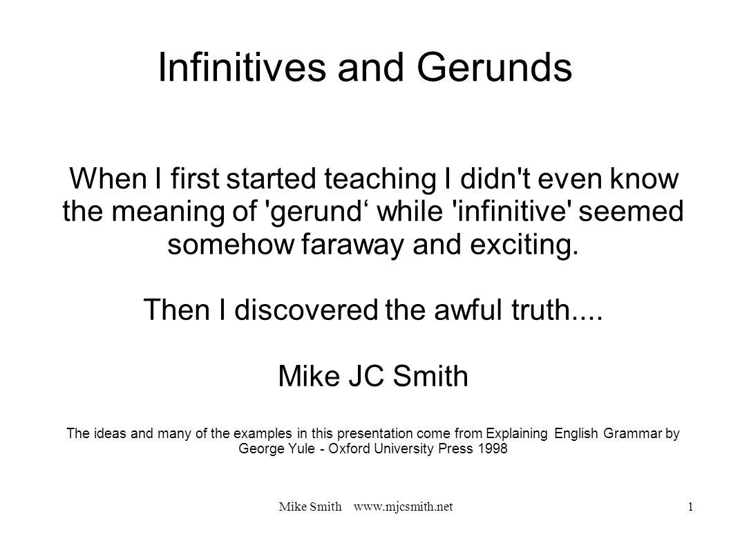 The lists...http://www.ego4u.com/en/cram-up/grammar/infinitive-gerund Understand but not helping.
