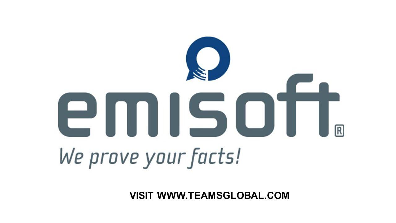 VISIT WWW.TEAMSGLOBAL.COM