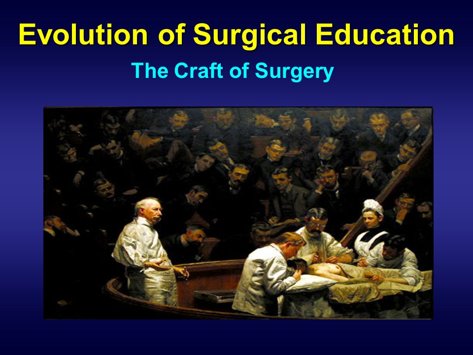 Evolution of Surgical Education Virtual Learning