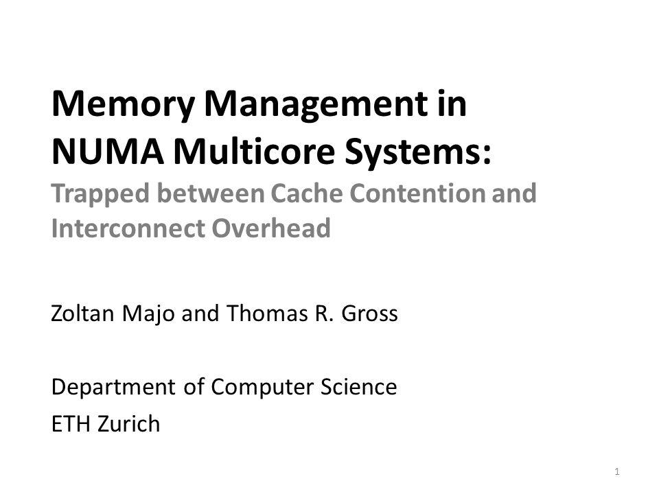 Step 1: Maximum-local mapping 12 DRAM Cache 0 DRAM Cache 1324675 BMBMB AMAMA CMCMC DMDMD Processor 0Processor 1