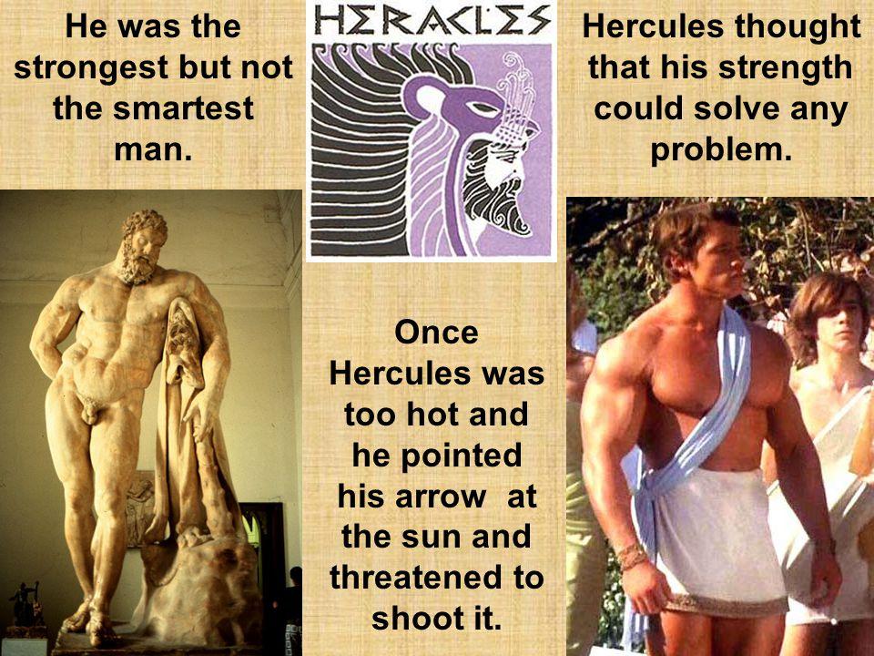 Hercules marries princess Megara and they have three boys.