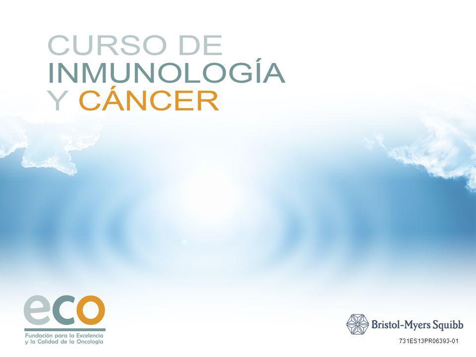 Citocinas y proteínas de control inmune (CTLA y PD).