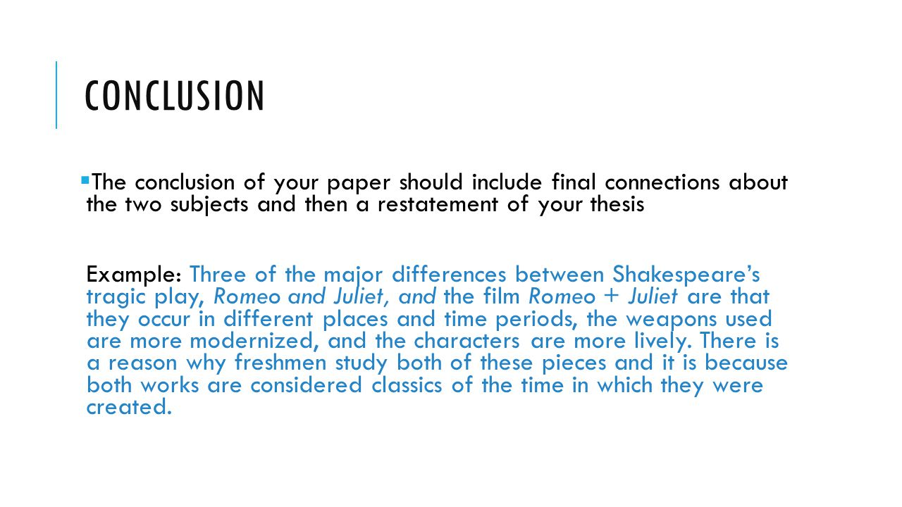 What If I Pay Someone To Do My Homework Best Advice How To Write A  How To Write A Conclusion For A Compare Amp Contrast Essay The Pen A  Conclusion For My English Class Essay also Analytical Essay Thesis Example 1984 Essay Thesis
