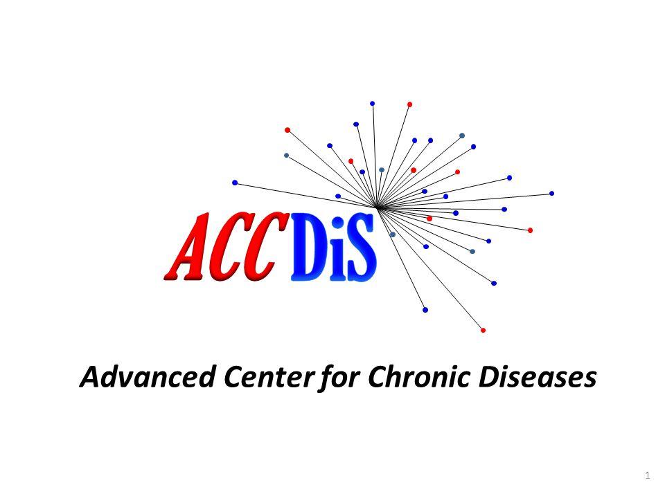 Advanced Center for Chronic Diseases 1