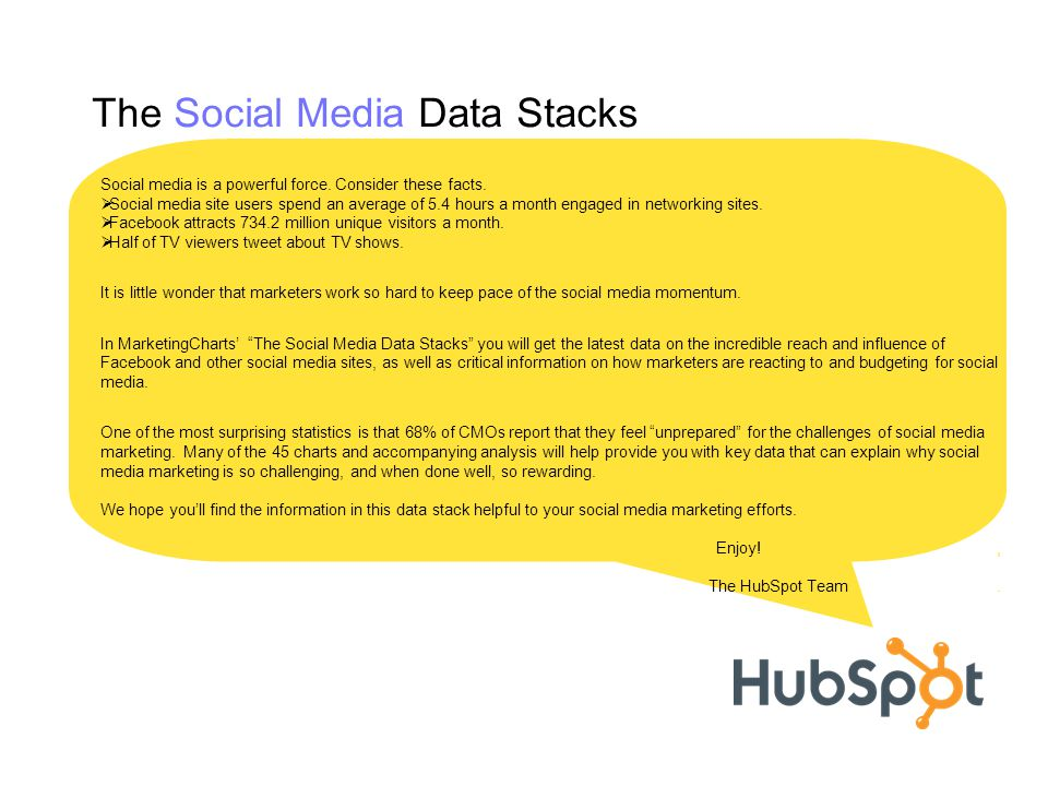 44 The Social Media Data Stacks Social sign-in is another growing activity among social media users.