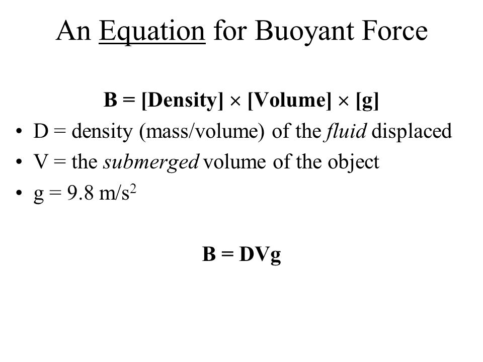 The ball stopped rising because: The buoyant force decreased; it became equal to the weight.