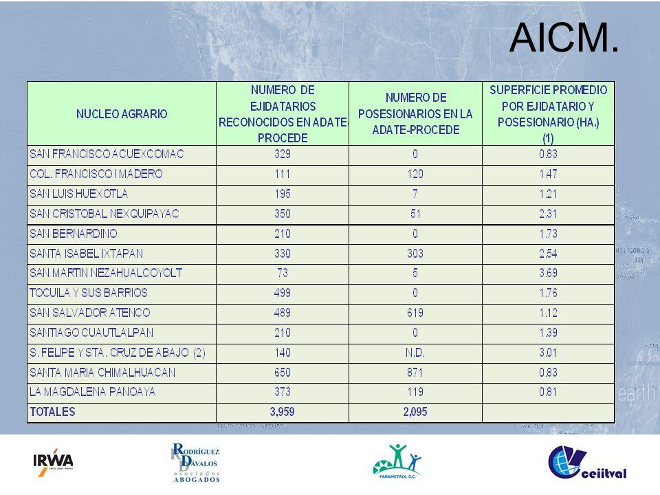 AICM.