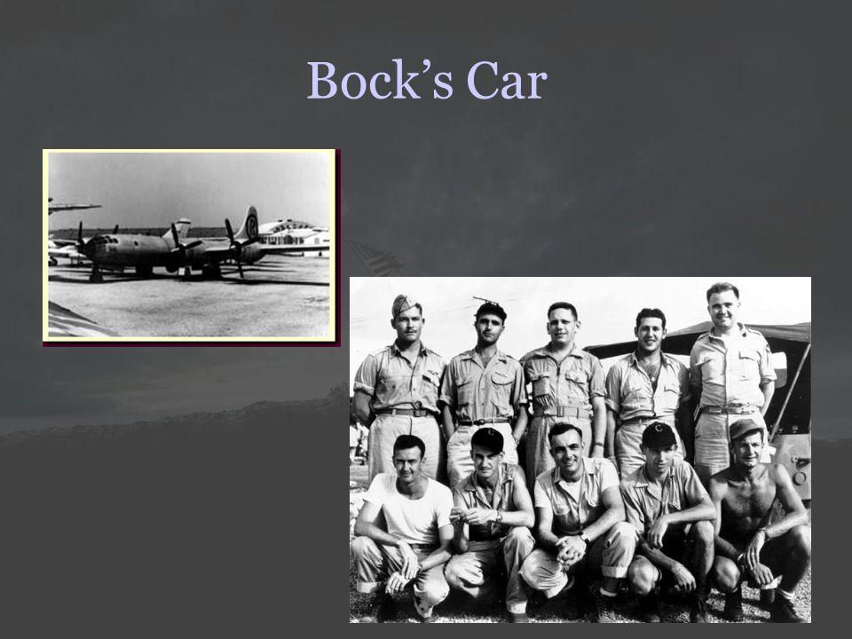 Bock's Car