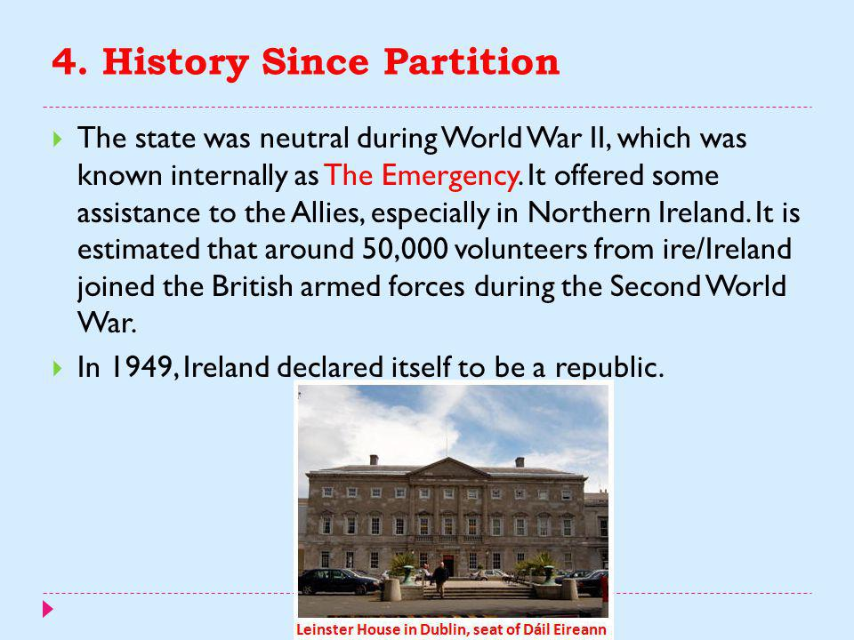  The Anglo-Irish Treaty was ratified by the Dáil in January 1922 by a vote of 64 - 57.  The minority refused to accept the result and this resulted