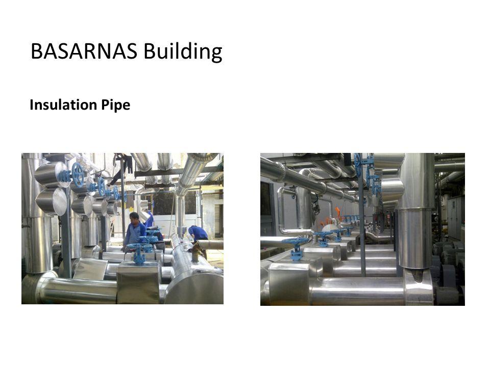 BASARNAS Building Insulation Pipe