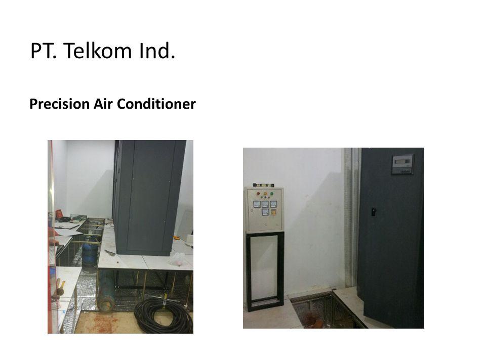 PT. Telkom Ind. Precision Air Conditioner