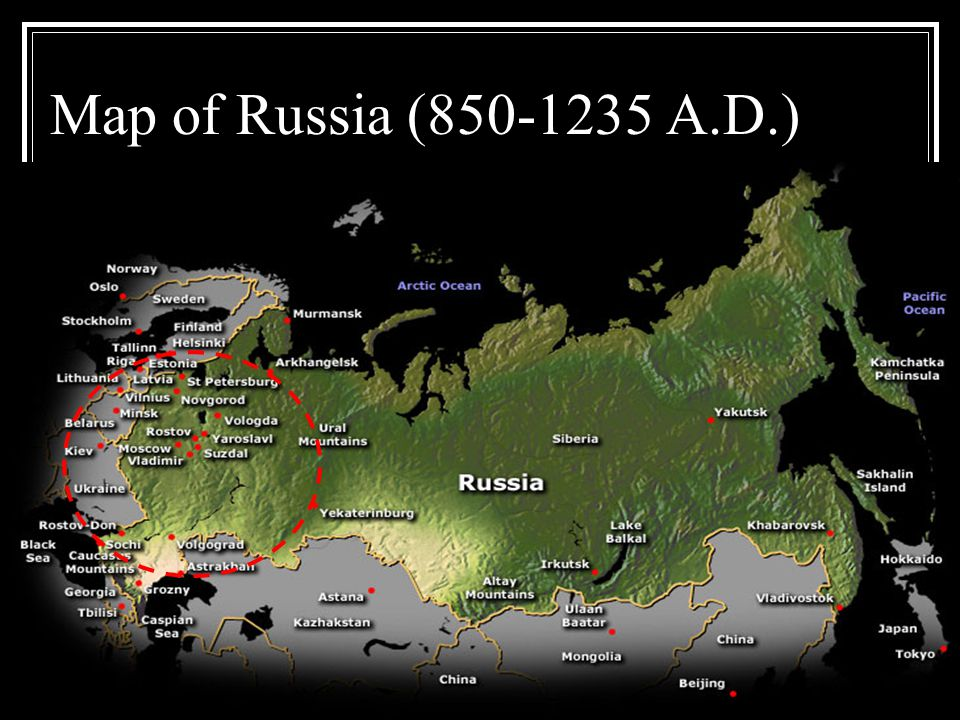 1949 – Soviets explode Atomic Bomb USA no longer the only Nuclear Power in the world Creates a shift in world power