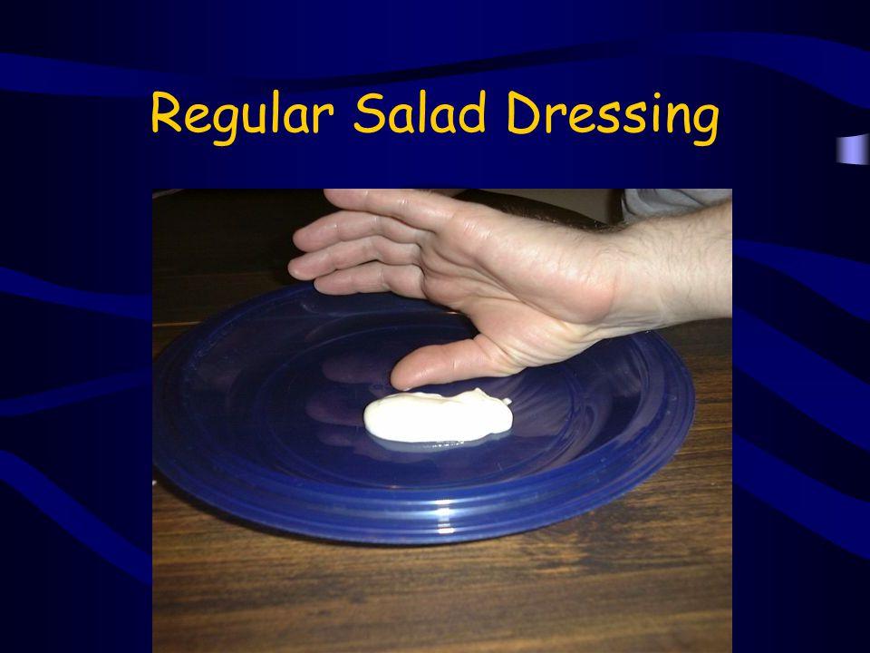 Regular Salad Dressing