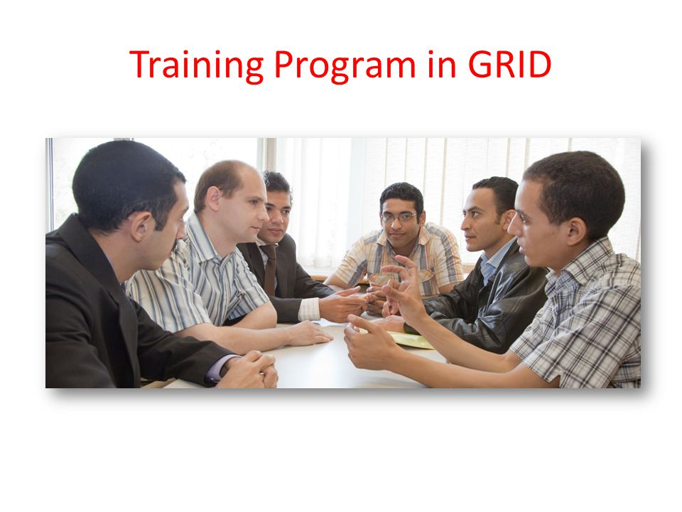 Training Program in GRID