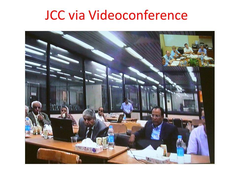 JCC via Videoconference