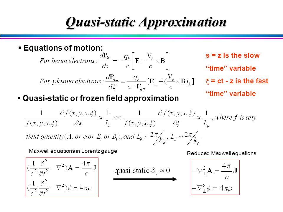 475 GeV stage 25 GeV stage envelope oscillation Engery depletion; Adiabatic matching Hosing s = 0 m s = 0.23 m s = 0.47 ms = 0.7 m s = 0 m s = 0.23 m s = 0.47 ms = 0.7 m Matched propagation Simulations of 25/475 GeV stages