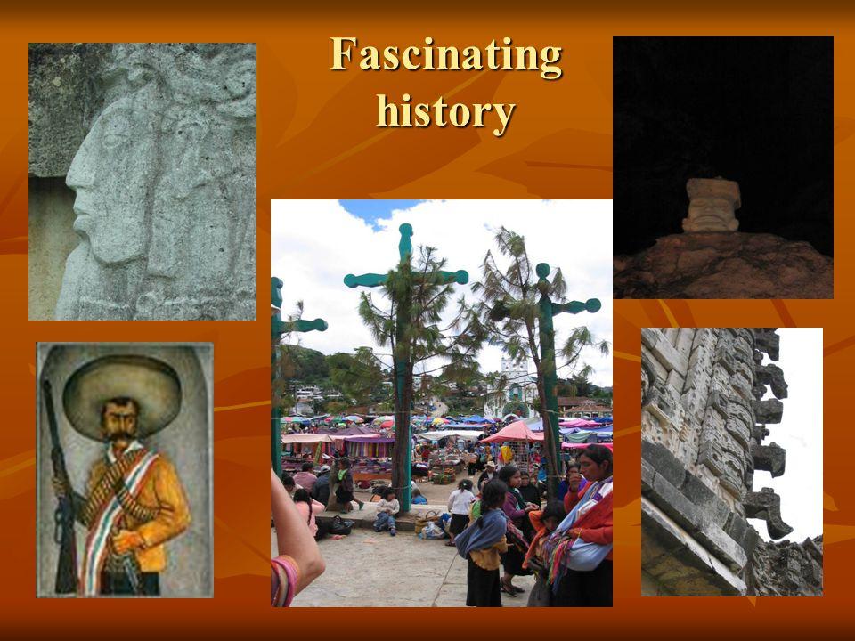 Fascinating history