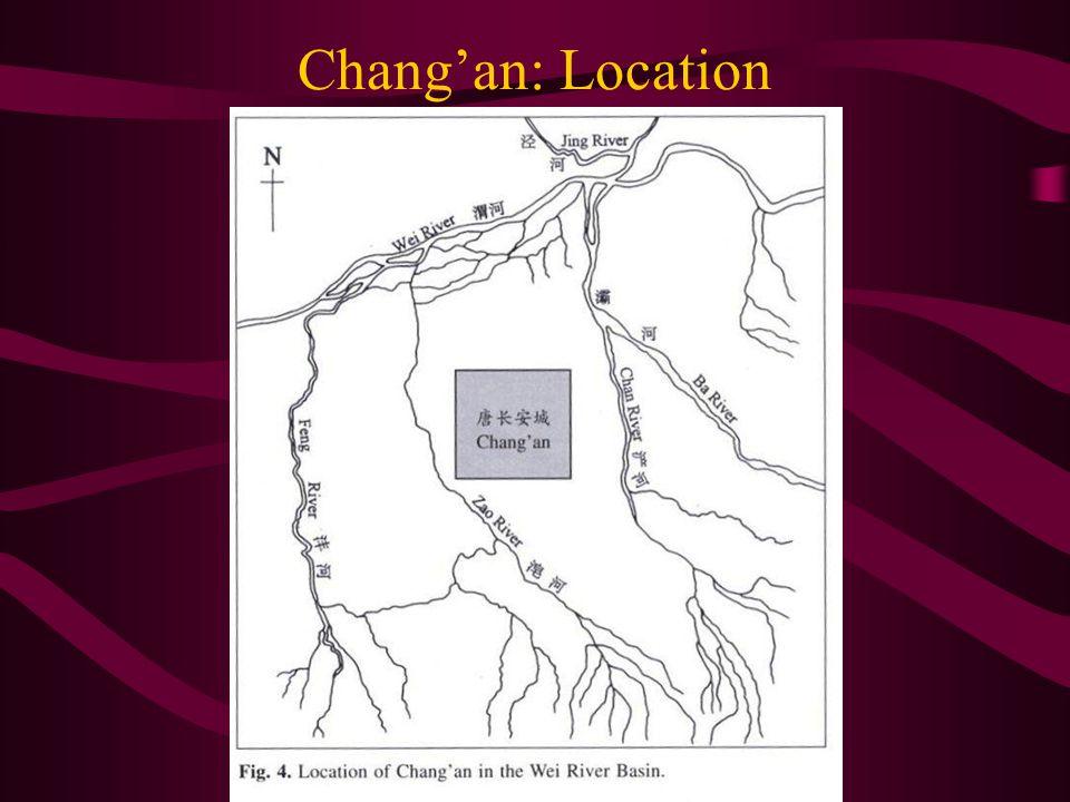 Plan of Chang'an