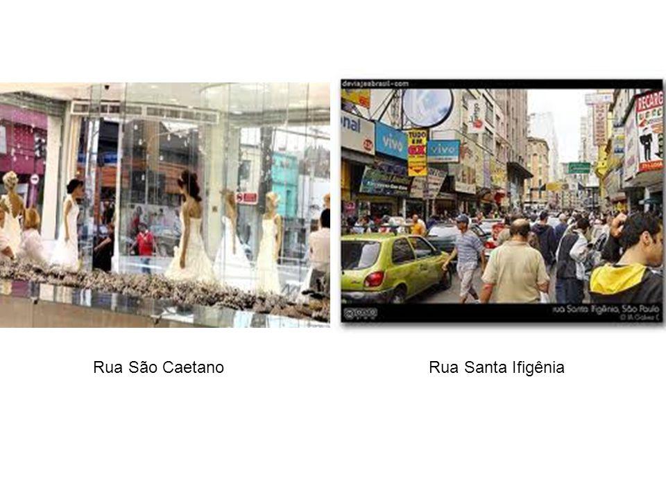 Rua São CaetanoRua Santa Ifigênia