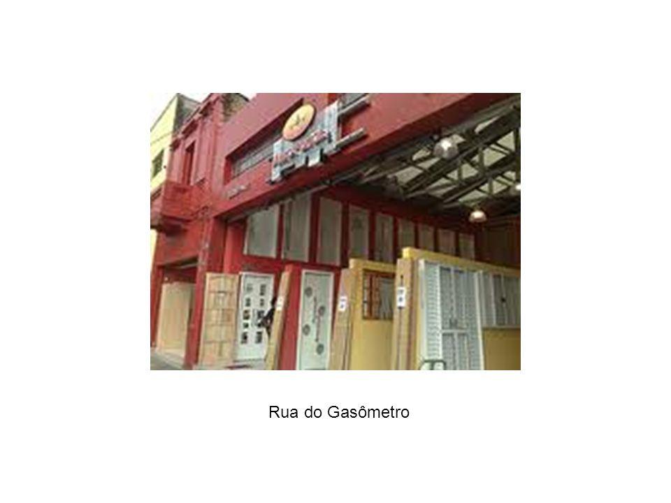 Rua do Gasômetro
