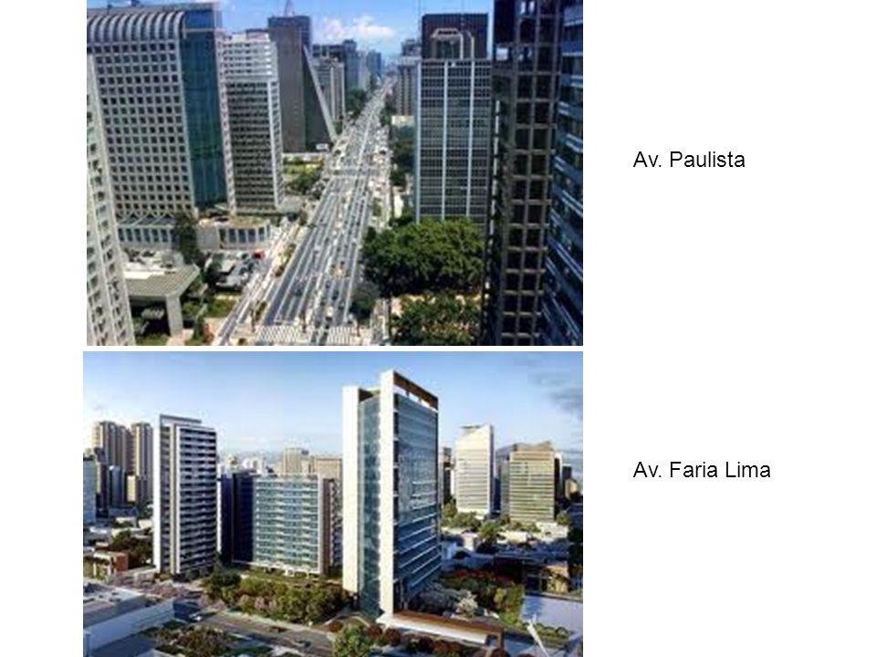 Av. Paulista Av. Faria Lima