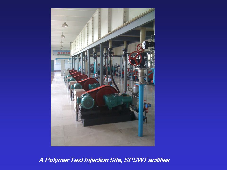 A Polymer Test Injection Site, SPSW Facilities