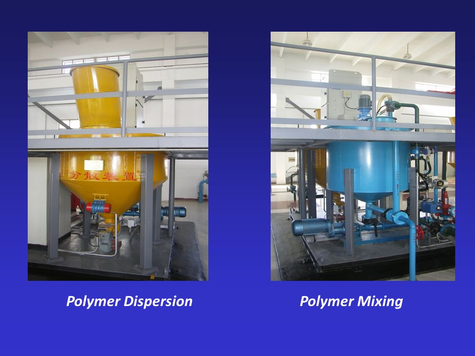 Polymer DispersionPolymer Mixing