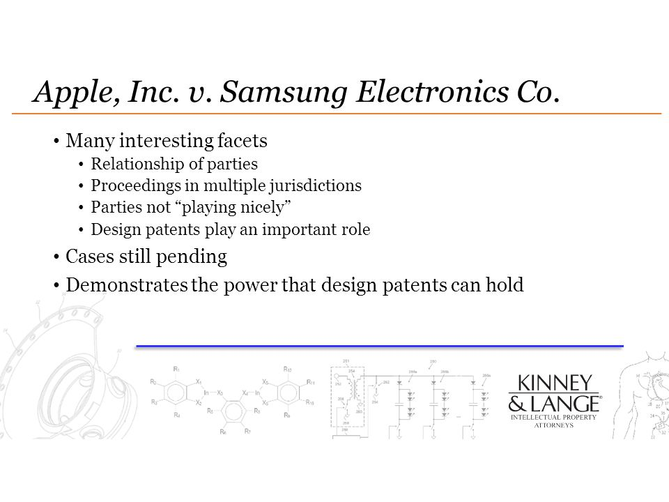 Apple, Inc.v. Samsung Electronics Co.