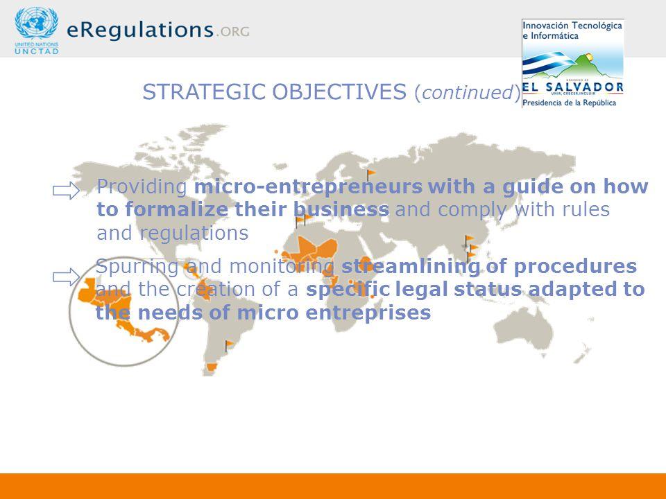 Overview of the eRegulations system Please visit http://elsalvador.eregulations.org/ to experience the system http://elsalvador.eregulations.org/