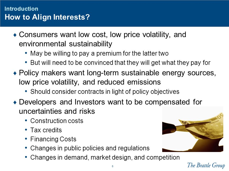 6 Brief Case Example Offshore Wind Contract in MA Designed to Align Interests ♦ Features of the Contract A base price stream, on assumption of 468 MW of off-shore wind Price increases if project size must decrease Price increases if assumed tax credits not available to investors ■ Risk of losing tax credits shared by consumers and investors Price decreases if actual project cost including financing costs are lower than anticipated in the base price ♦ Rationale for the above features: PPA is negotiated before the project is built Assuming that policy makers (and consumers) want to the project built – but will support it only if they will not over-pay Investors face significant uncertainties about costs and benefits, and will need some protection There are economies of scale, thus costs are reduced for a larger project