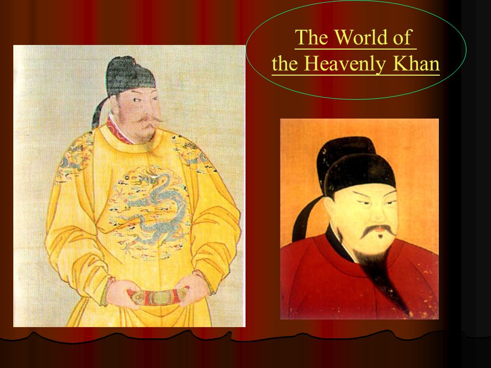 The World of the Heavenly Khan