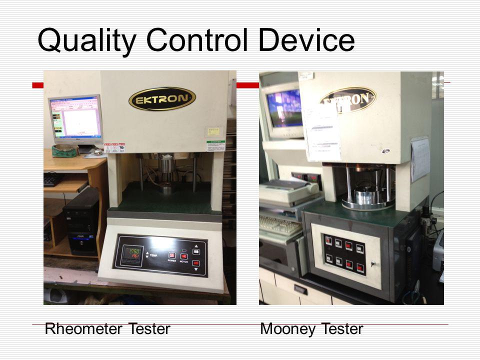 Rheometer TesterMooney Tester Quality Control Device