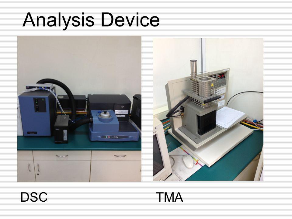 DSCTMA Analysis Device