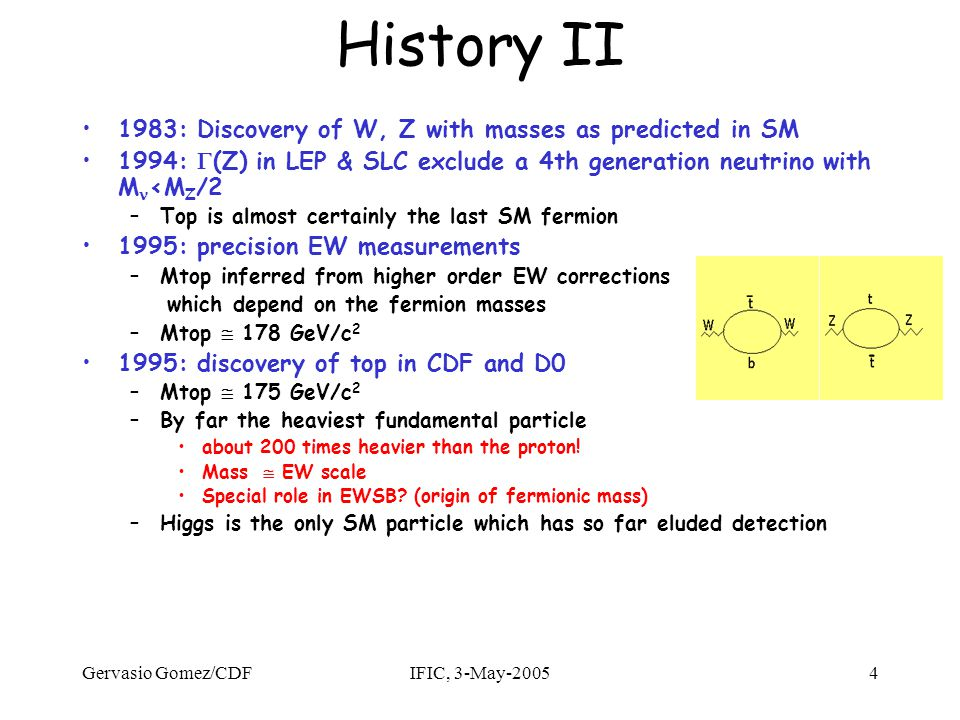 Gervasio Gomez/CDFIFIC, 3-May-200545 Other Matrix Element based M top DLM: only a signal probability, requires b- tagging New results with decrease JES and more data coming soon.