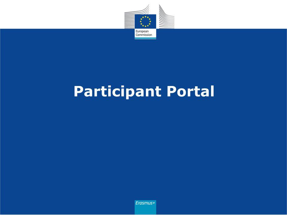 What is the EACEA participant portal.