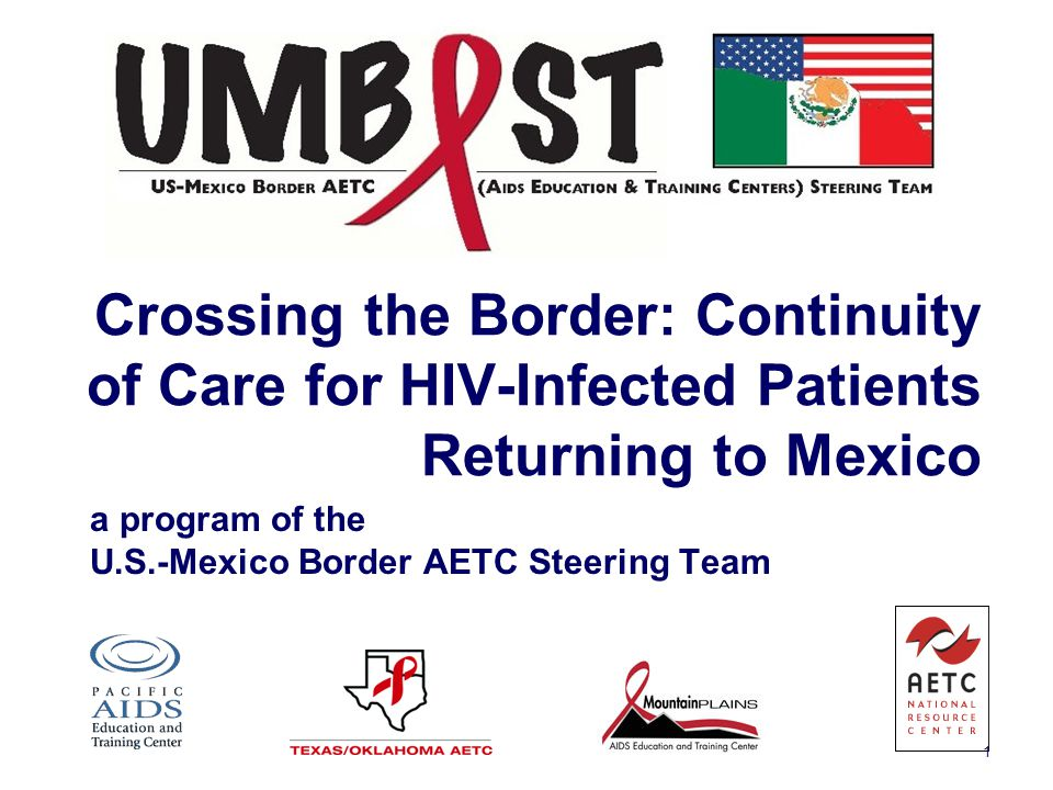 2 UCLA CHPDP HIV/AIDS Training Programs Delivered in Mexico: 1995- 2005