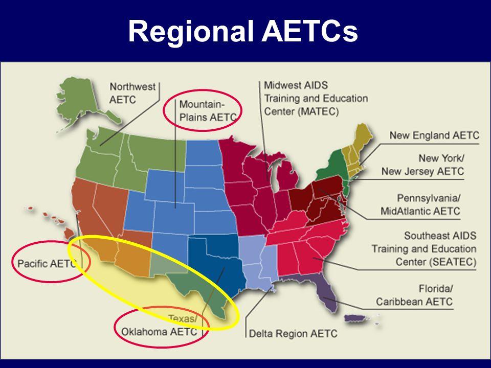 Regional AETCs