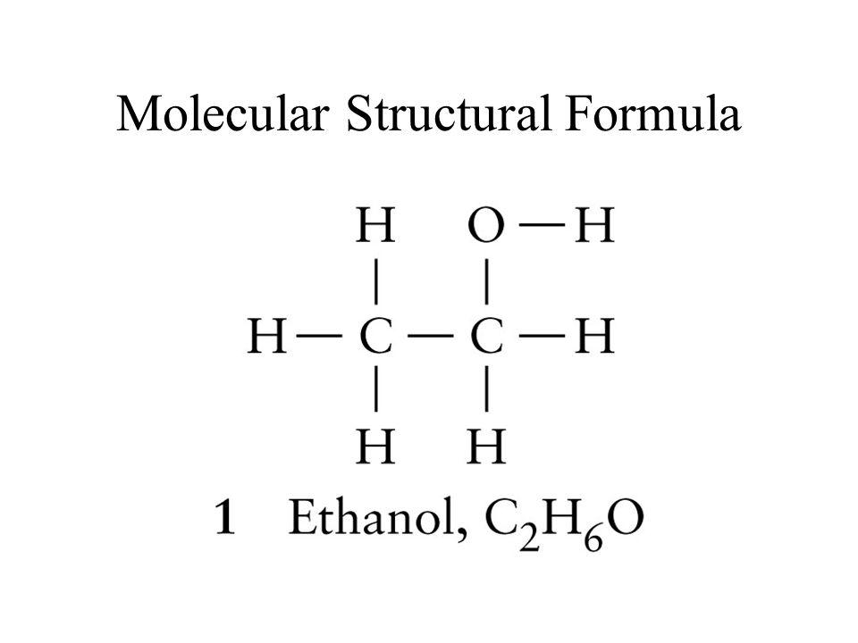 Molecular Structural Formula