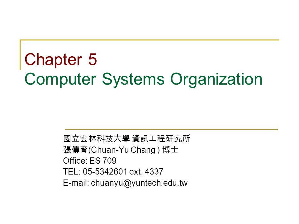 Chuan-Yu Chang Ph.D.