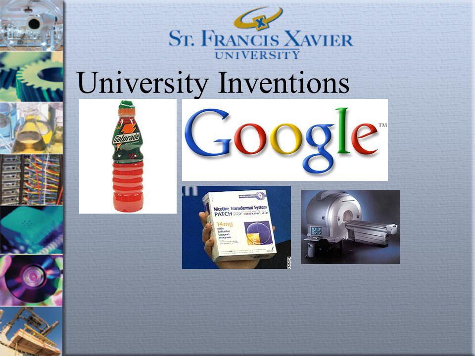 University Inventions