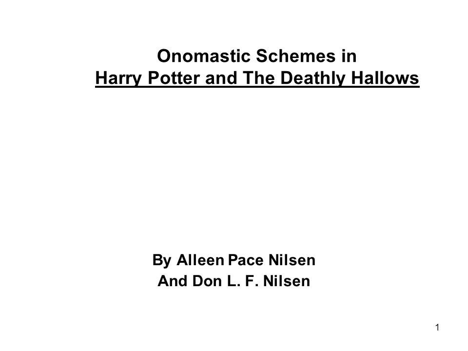 2 Alleen Nilsen and Harry Potter